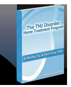 TMJ Home Treatment
